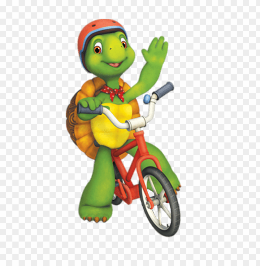 free PNG Download franklin on his bicycle clipart png photo   PNG images transparent