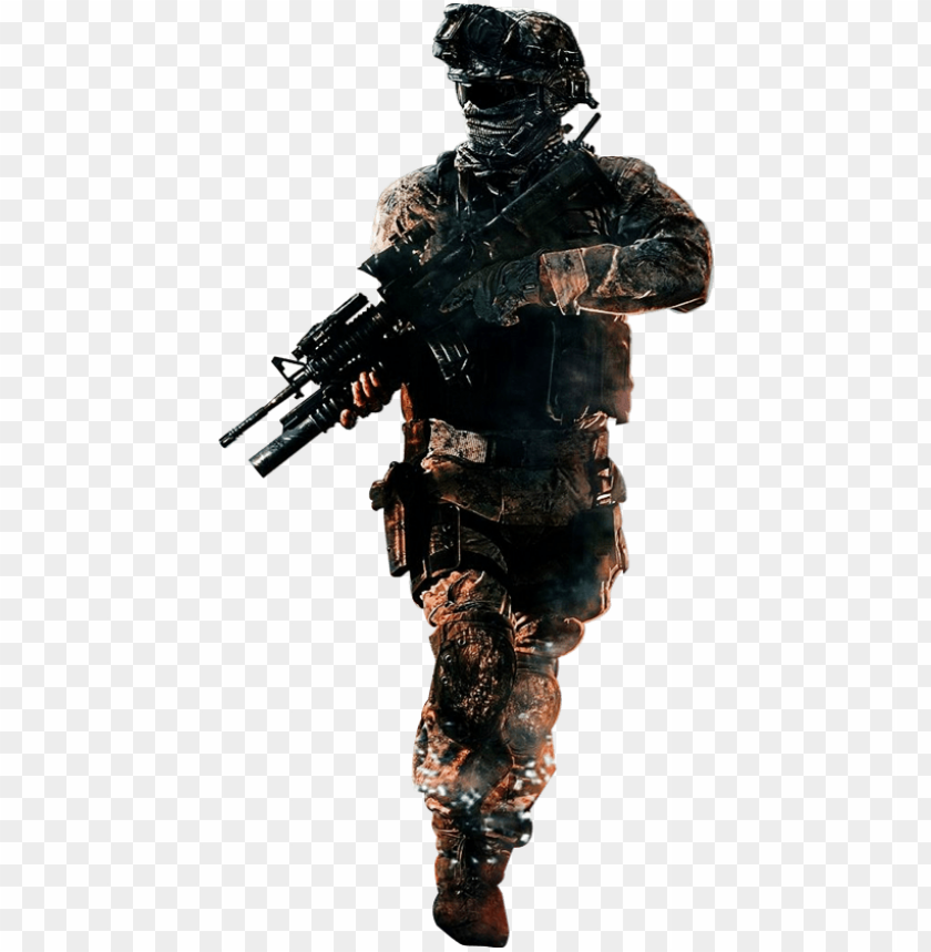 Free Call Of Duty Ghosts Transparent Background Duty Modern