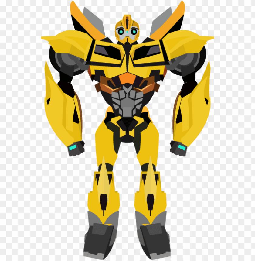 Bumblebee Transformer Drawing