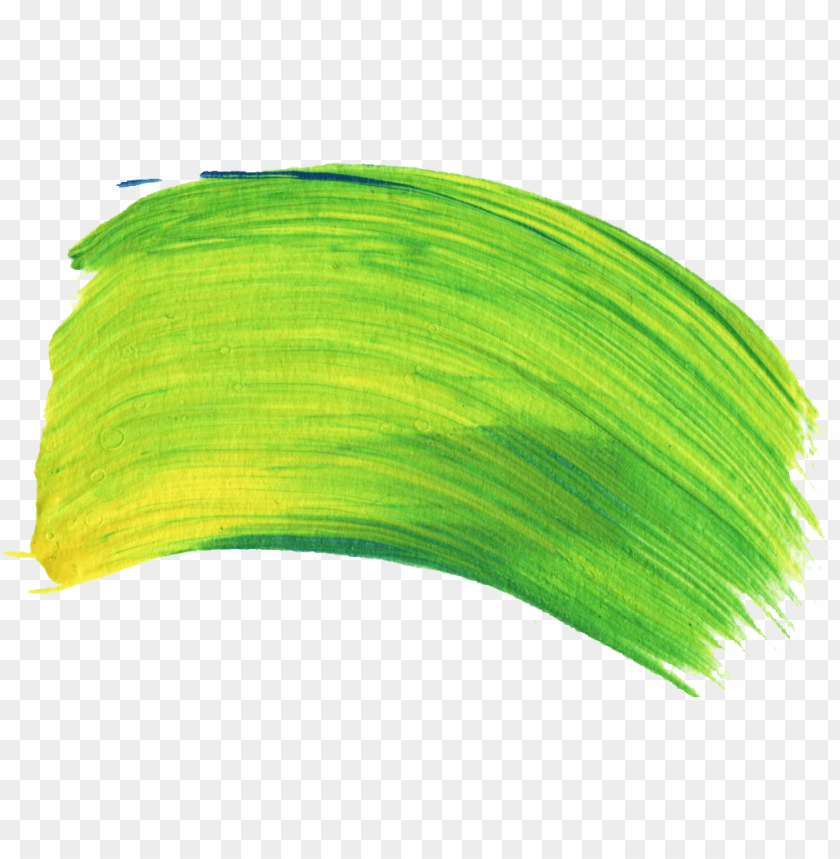 free PNG free download - green and yellow paint PNG image with transparent background PNG images transparent