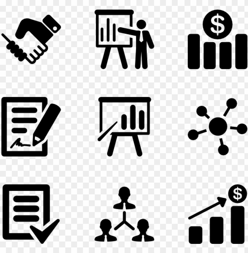 free download presentation icons free business and