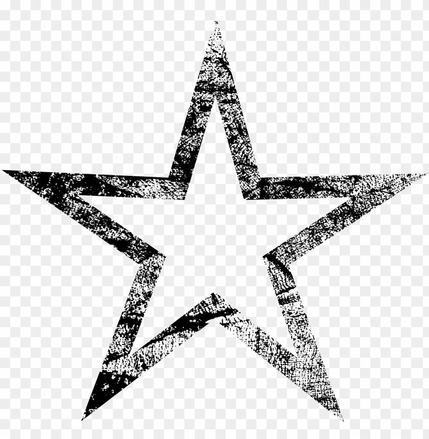 free PNG free download - star grunge PNG image with transparent background PNG images transparent