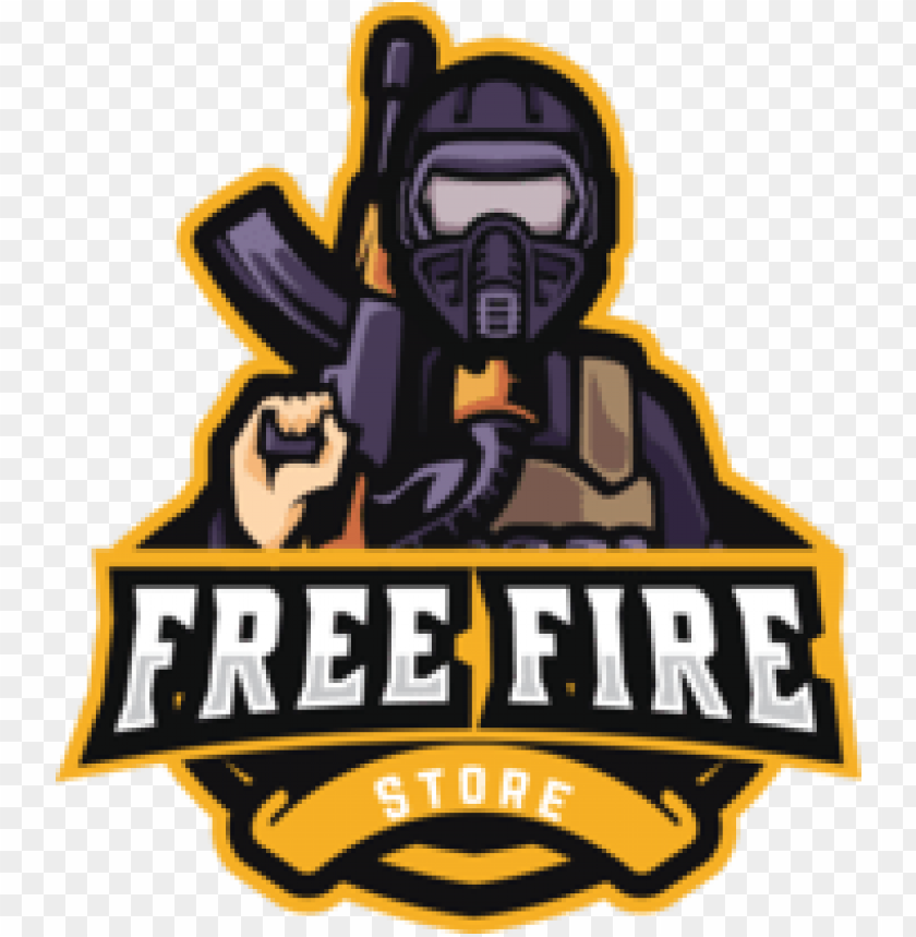 Free Fire Store Logo Png Image With Transparent Background
