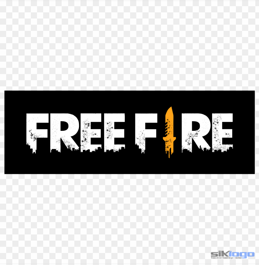 Free Fire Png Logo Png Image With Transparent Background