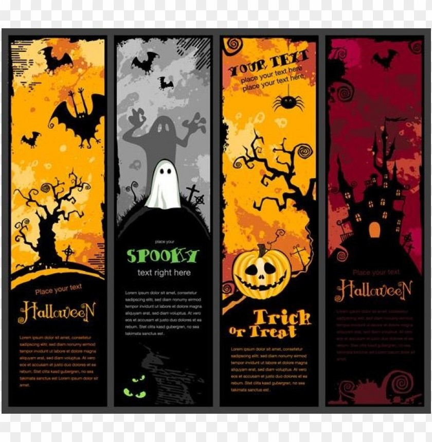 free png free halloween  free vector 4vector 2 PNG images transparent