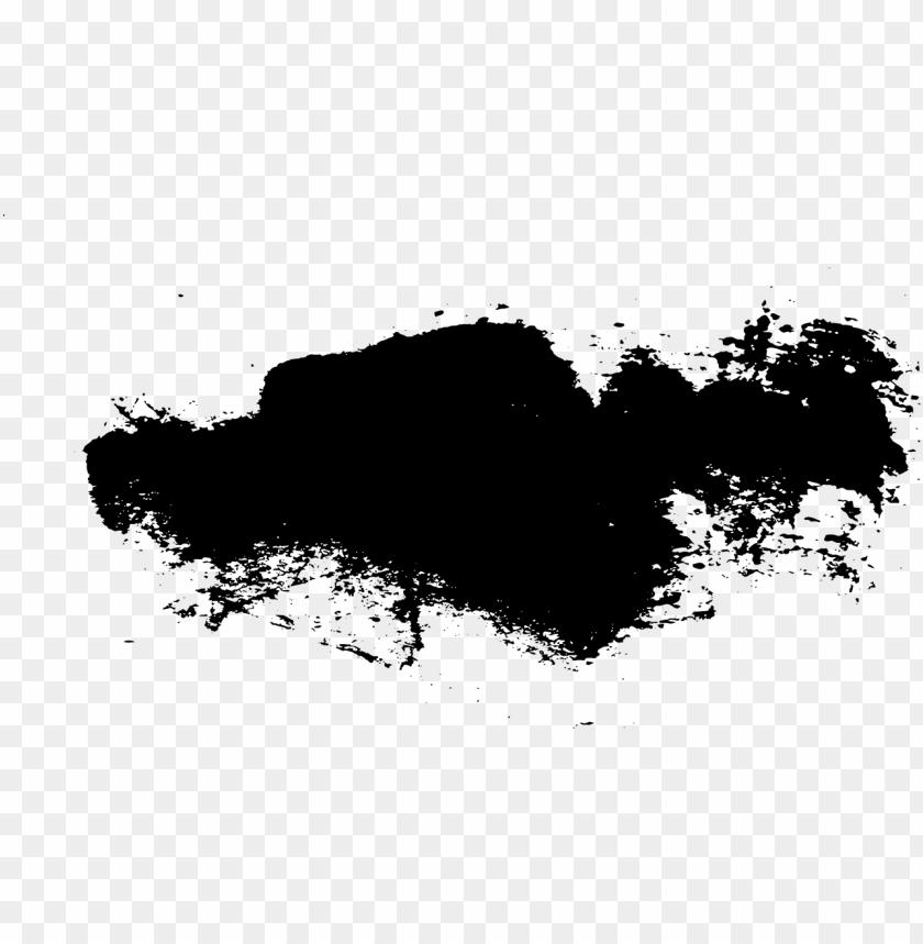 free image on pixabay - black paint brush PNG image with