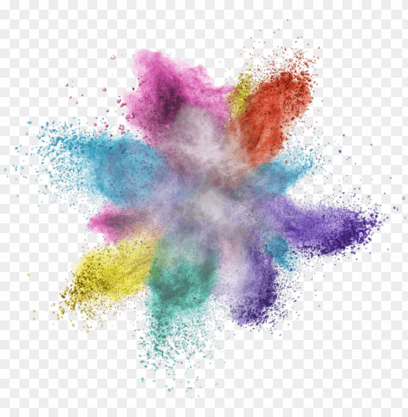 free PNG free png colorful powder explosion png images transparent - color powder explosion transparent background PNG image with transparent background PNG images transparent