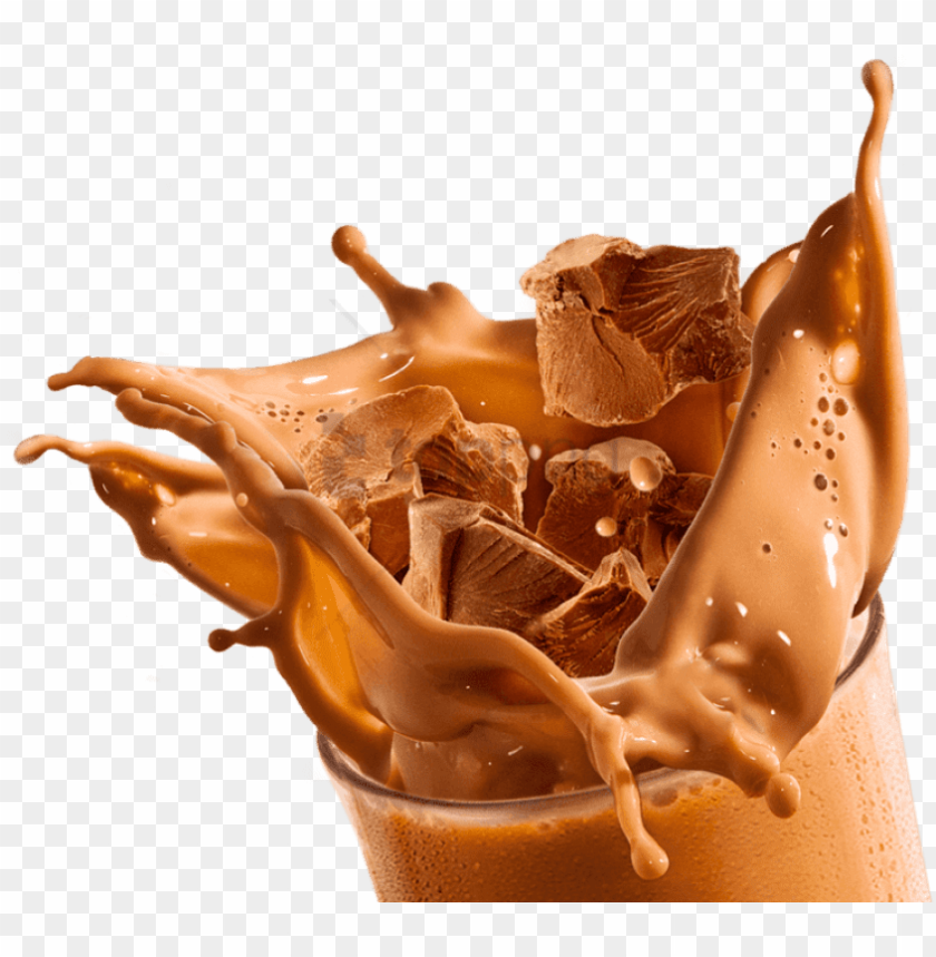 free PNG free png download chocolate milk splash png png images - cold coffee splash PNG image with transparent background PNG images transparent