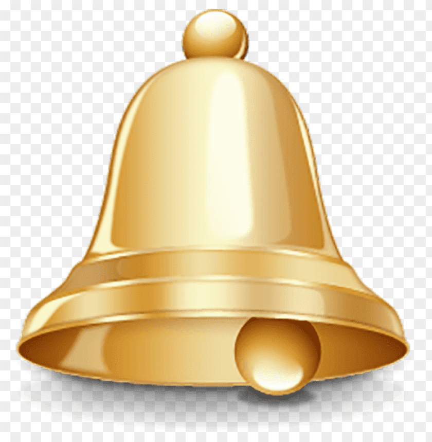 free PNG Download Gold Bell Clipart png images background PNG images transparent
