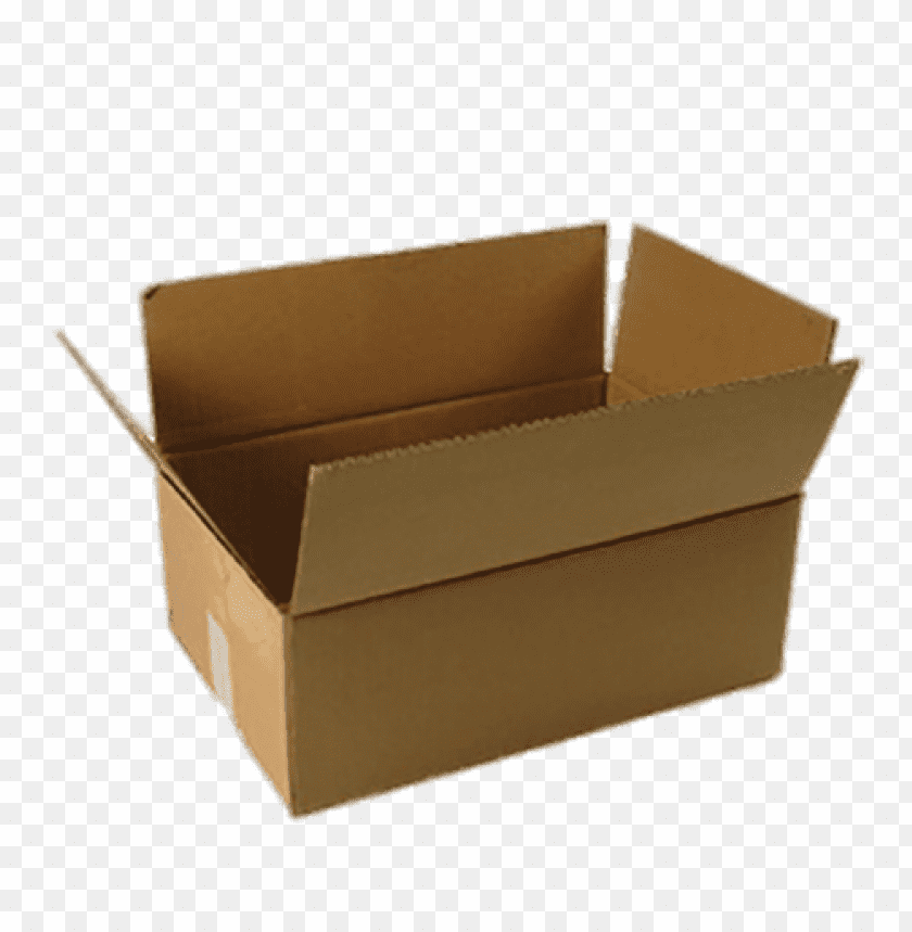 free PNG Download Open Cardboard Box png images background PNG images transparent