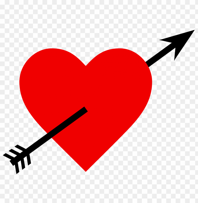 free PNG red heart arrow up png image PNG image with transparent background PNG images transparent