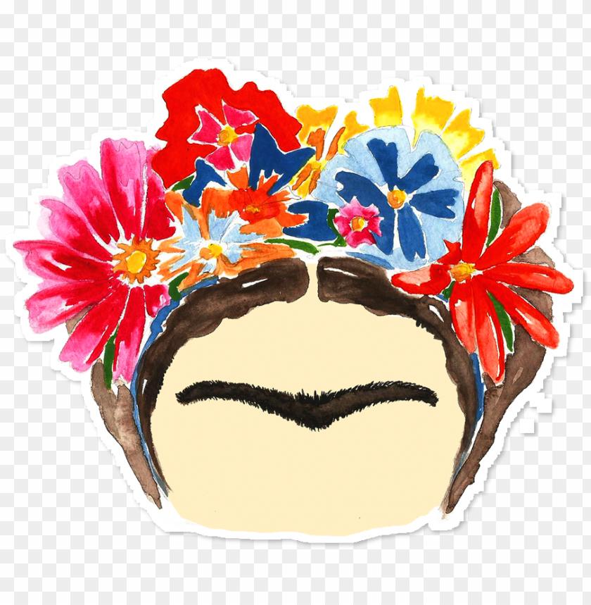 free PNG frida pop - frida kahlo PNG image with transparent background PNG images transparent