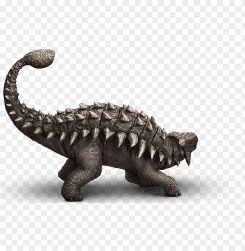 free PNG fukui prefectural dinosaur museum - jurassic world ankylosaurus PNG image with transparent background PNG images transparent