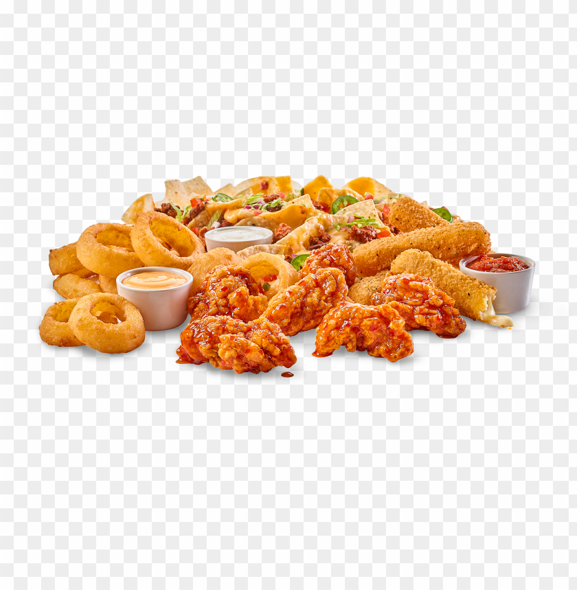 image regarding Buffalo Wild Wings Printable Menu referred to as complete menu buffalo wild - all star sampler bww PNG impression with