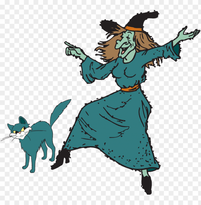 free PNG Download fun halloween witch  kid 2 clipart png photo   PNG images transparent