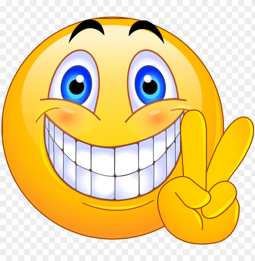 Funny Smiley Faces Emoticons Png - Funny PNG