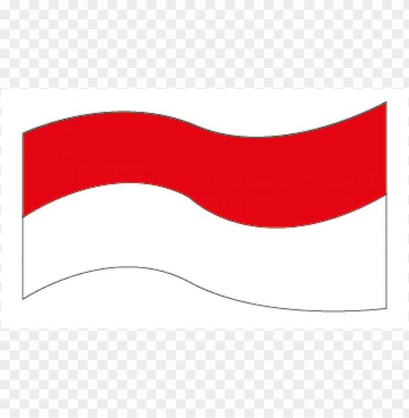 Gambar Bendera Indonesia Png Image With Transparent Background Toppng