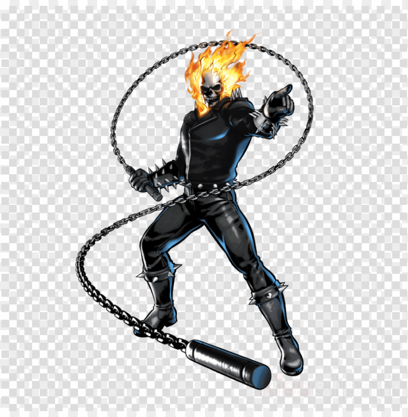 Ghost Rider Character Png Image With Transparent Background Toppng