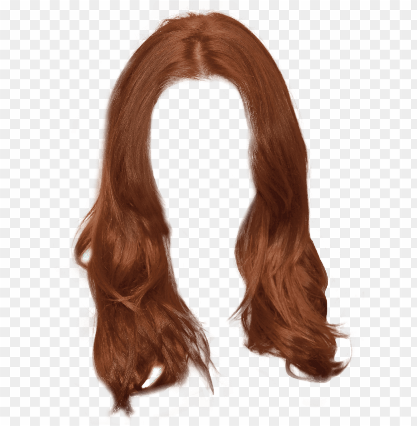 free PNG Download ginger long women hair png images background PNG images transparent