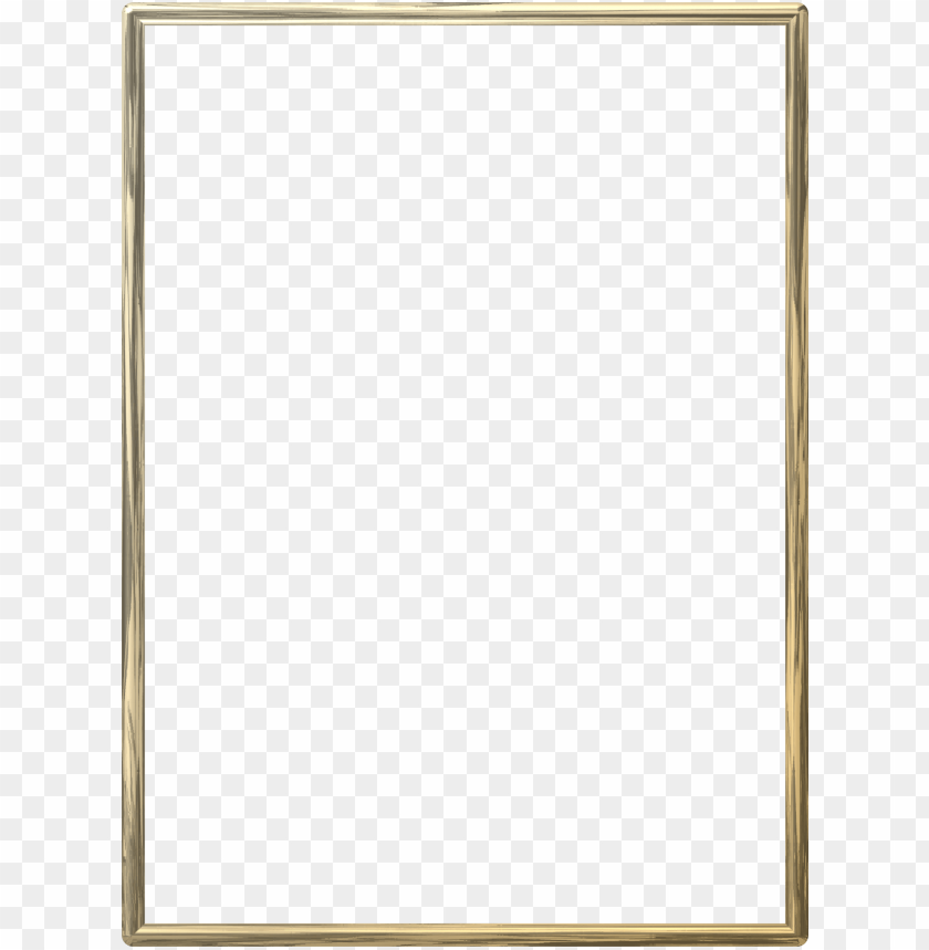 gold border frame png - Free PNG Images@toppng.com