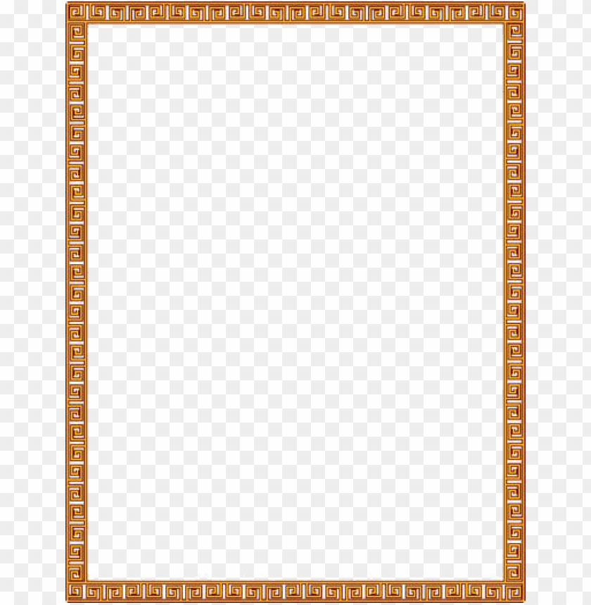 free PNG gold border frame png pic png - Free PNG Images PNG images transparent