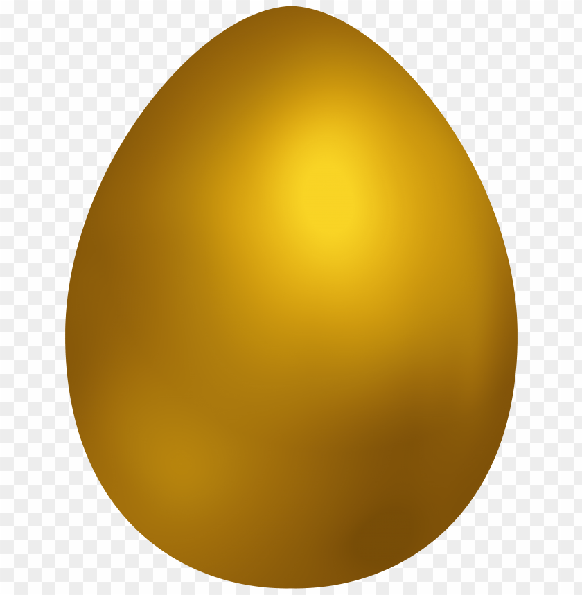 free PNG Download gold easter egg  clipart png photo   PNG images transparent
