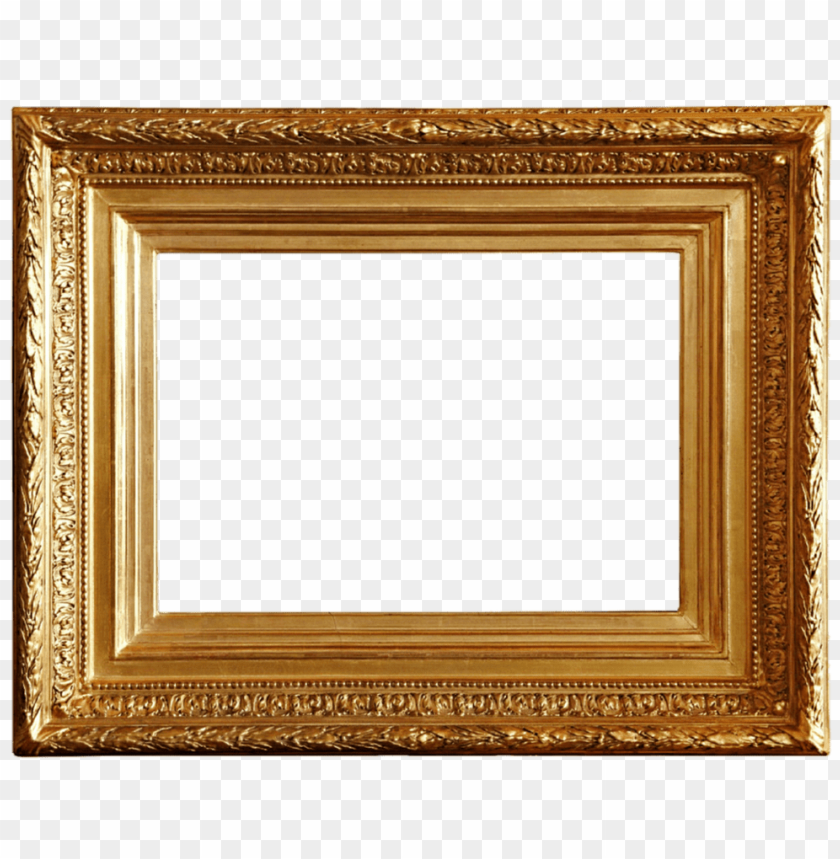 Gold Frame Png Png Image With Transparent Background Toppng