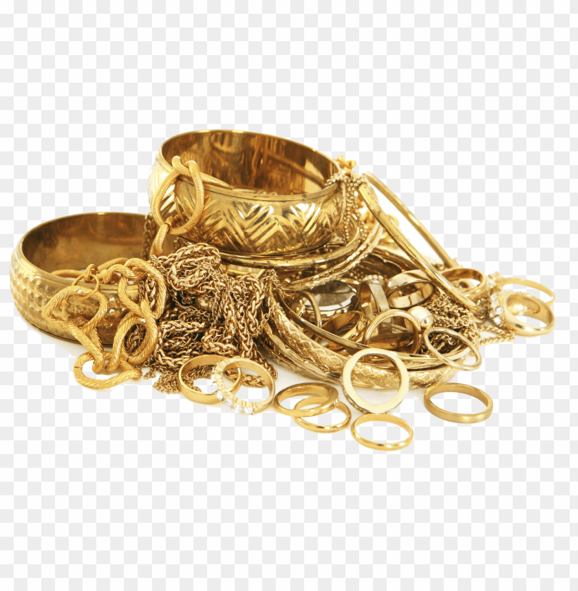 free PNG gold jewelry png pic png - Free PNG Images PNG images transparent