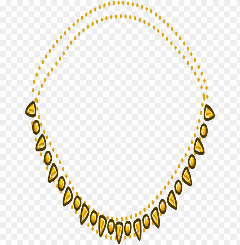 free PNG gold necklace png - Free PNG Images PNG images transparent