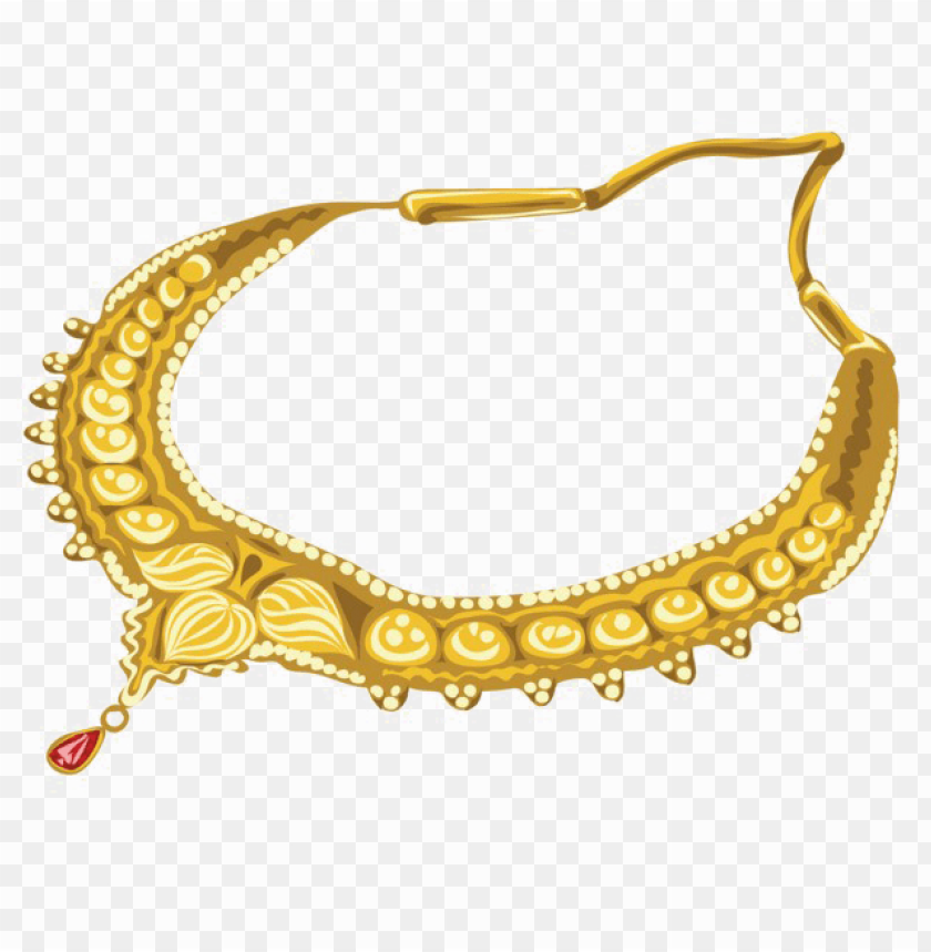 free PNG gold necklace  image png - Free PNG Images PNG images transparent