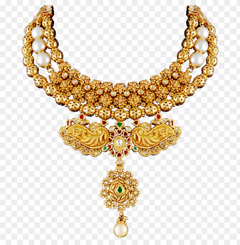free PNG gold necklace luxury PNG image with transparent background PNG images transparent