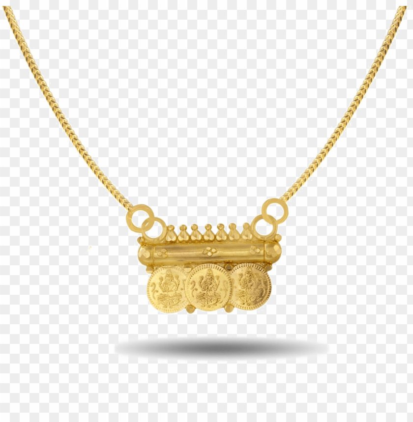 gold necklace png pic png - Free PNG Images@toppng.com