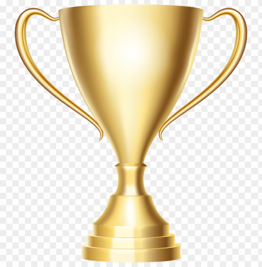 free PNG Download gold trophy cup award transparent clipart png photo   PNG images transparent