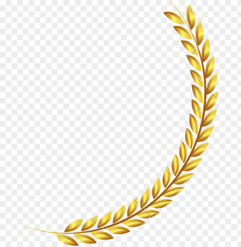 free PNG gold wreath  - wreath gold png - Free PNG Images PNG images transparent