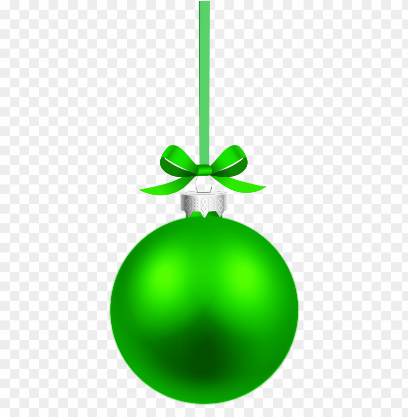 Christmas Ball Clipart.Download Green Hanging Christmas Ball Clipart Png Photo Toppng