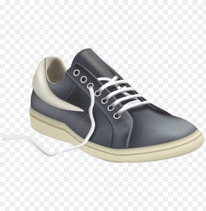 free png grey men sport shoe PNG images transparent
