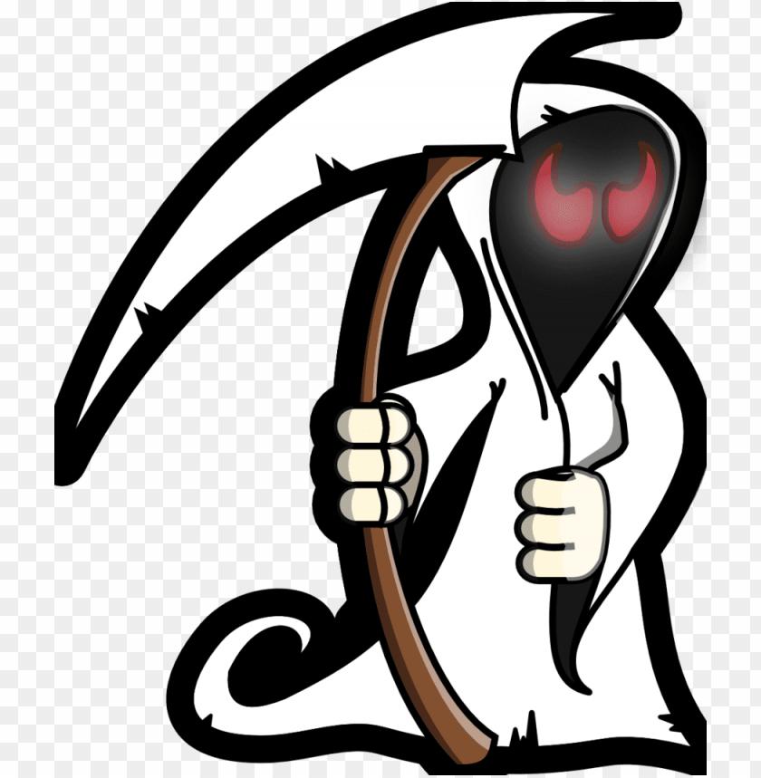 grim reaper transparent icondeath - grim reaper logo png