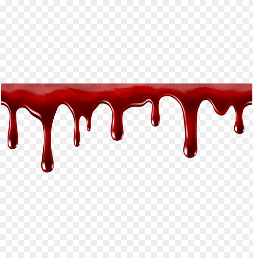 free PNG halloween blood decor transparent PNG images transparent