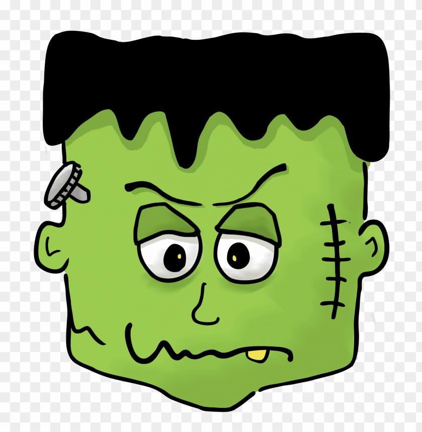free png halloween frankenstein  kid PNG images transparent