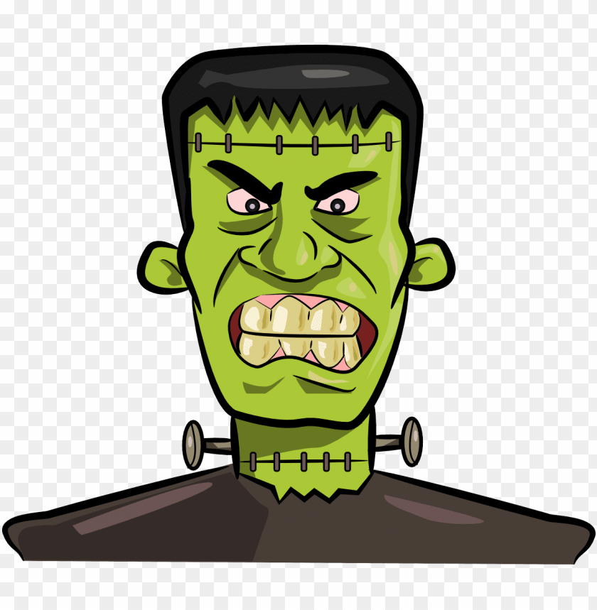free PNG Download halloween frankenstein  kid 4 clipart png photo   PNG images transparent