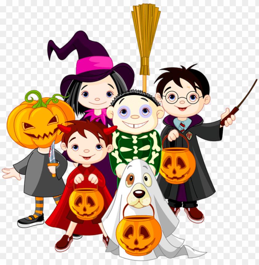 free PNG halloween kids PNG images transparent