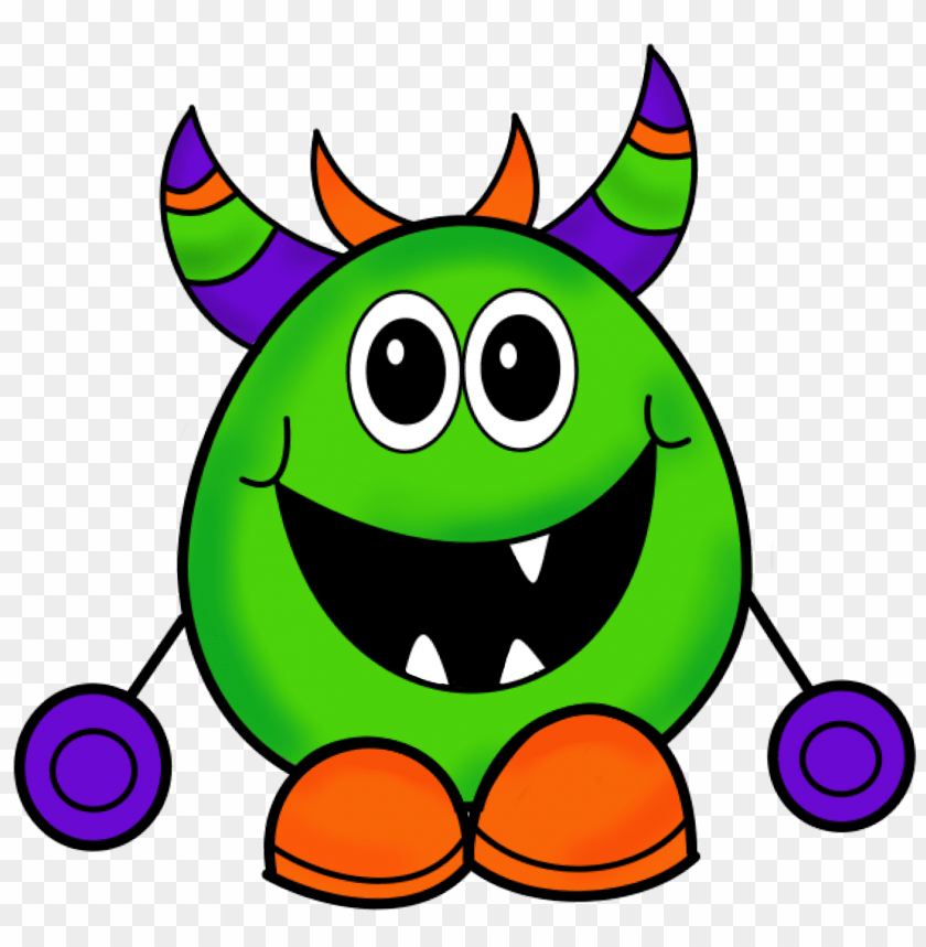 free PNG halloween monster  free  images PNG images transparent