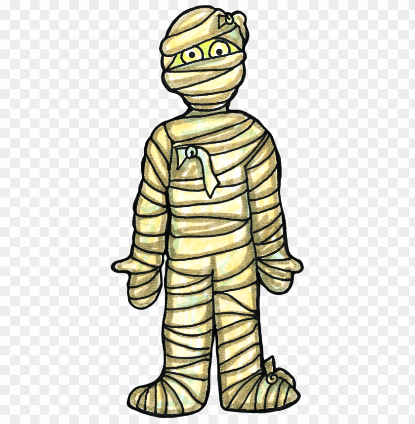 free png halloween mummy  6 PNG images transparent
