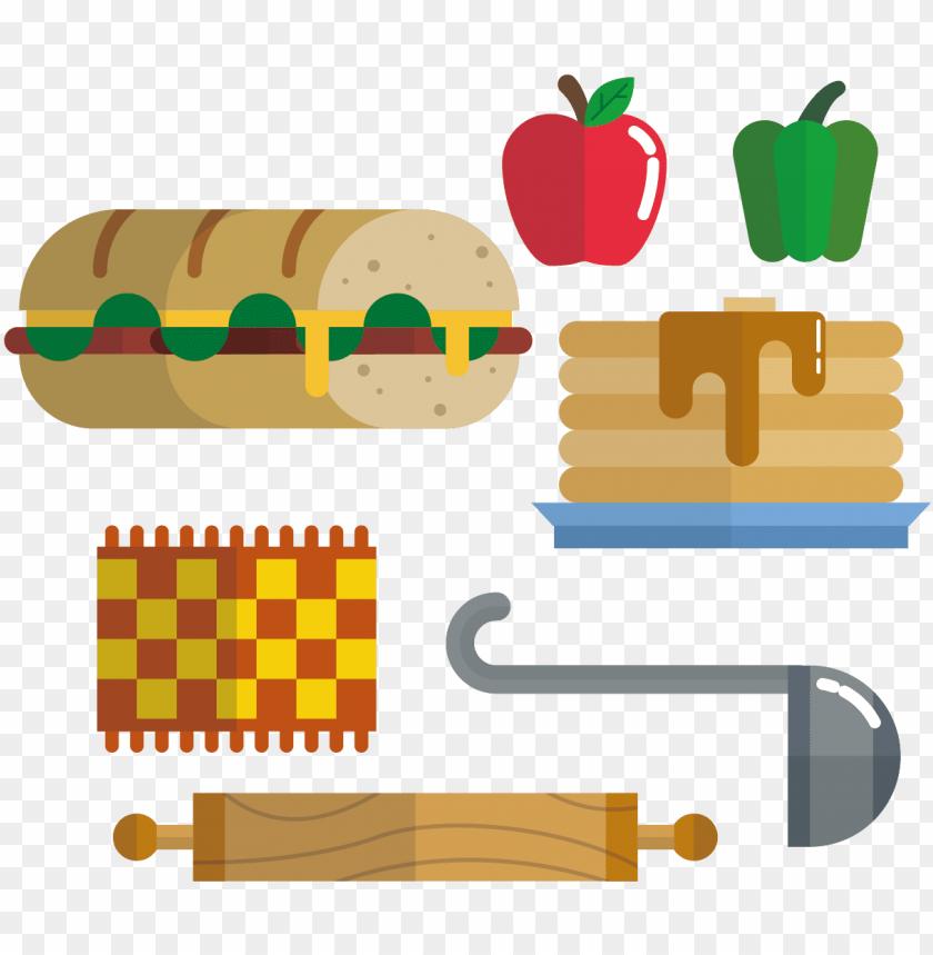 free PNG hamburger kitchen utensil food - hamburger kitchen utensil food PNG image with transparent background PNG images transparent
