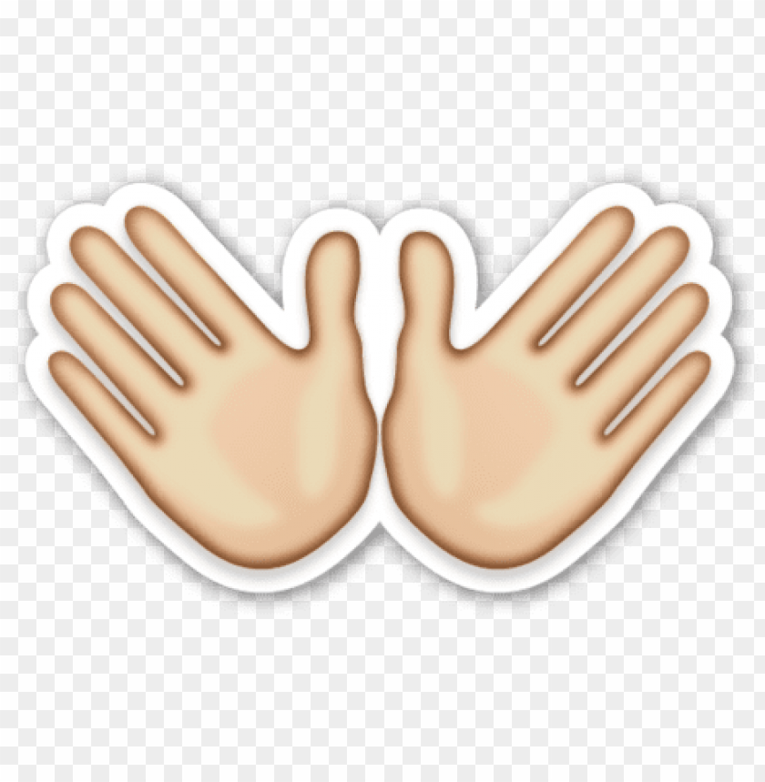 free PNG hand emoji png photos - emojis whatsapp mãos PNG image with transparent background PNG images transparent