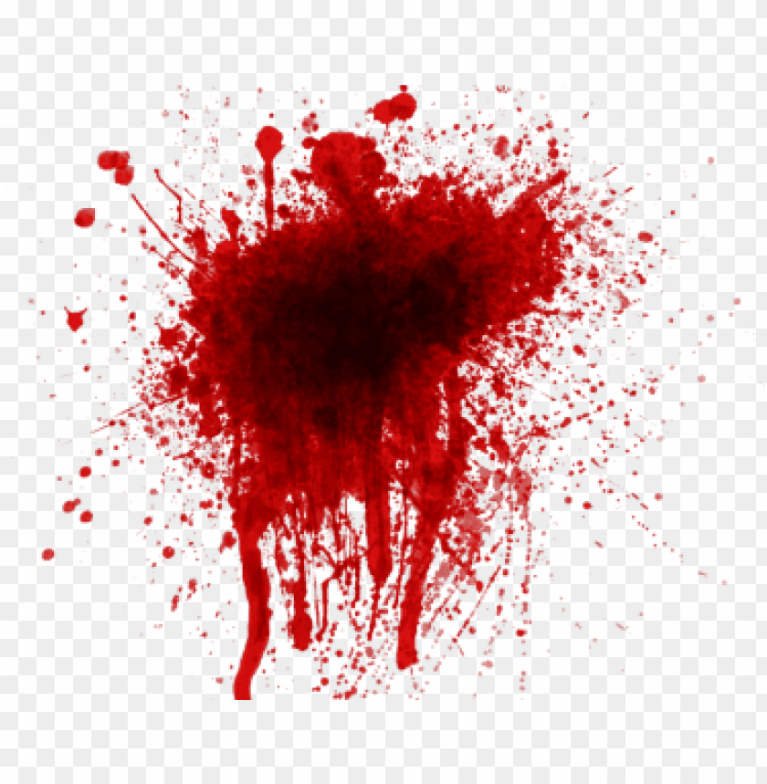 hand master blood png transparent - roblox blood t shirt PNG