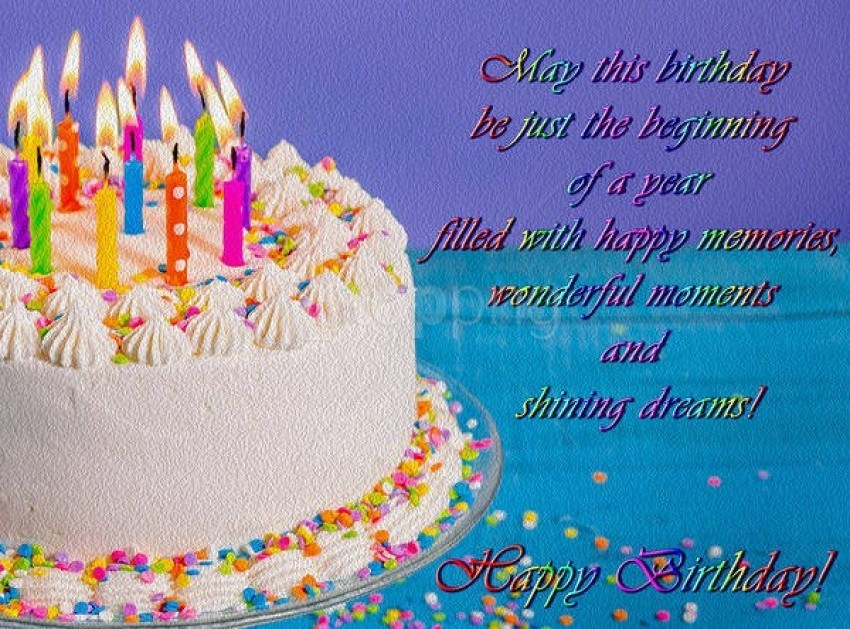 Free PNG Best Stock Photos Happy Birthday Card With Cake And Candles Background Images Transparent