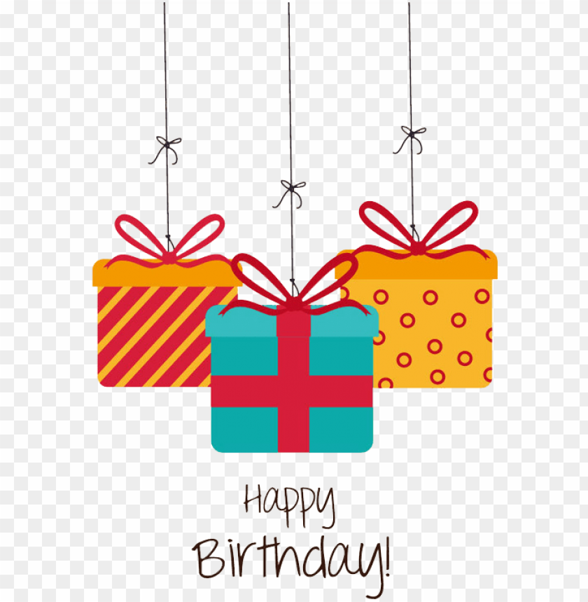 Free PNG Download Happy Birthday Gift Box Png Images Background Transparent