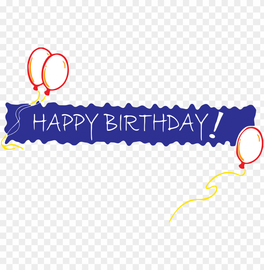 free PNG Download happy birthday in one line png images background PNG images transparent