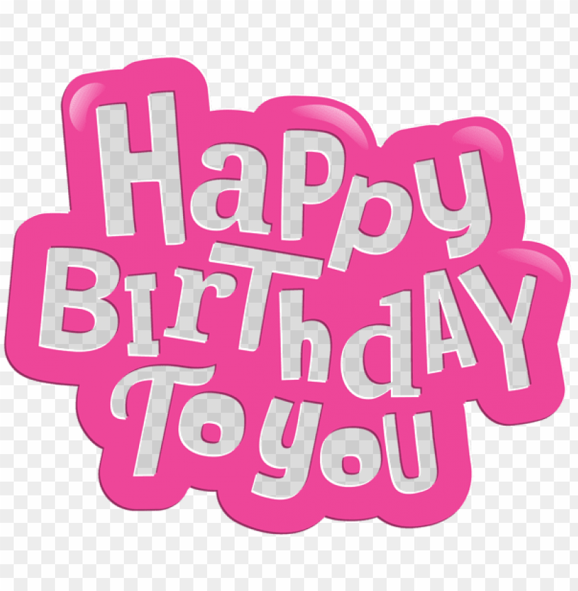 Happy Birthday Pink Lovely Meme
